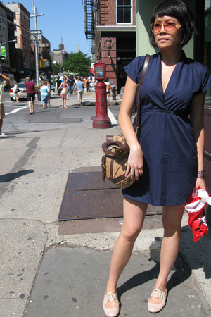 aa dress - LAMB purse - urbn shoes