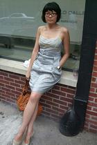 development by erica davies dress - Opening Ceremony shoes - Hayden-Harnett purs