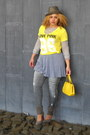 Yellow-t-shirt