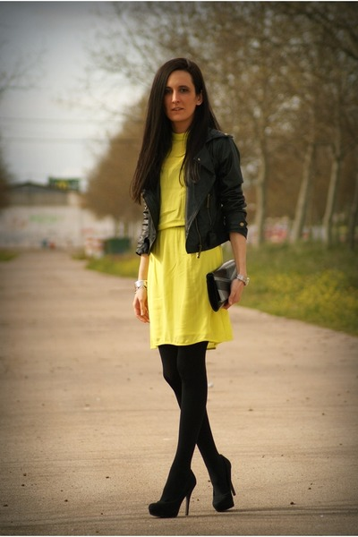 OASAP jacket - Zara dress