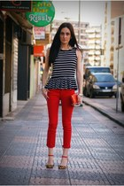 red Mango jeans - Zara shoes