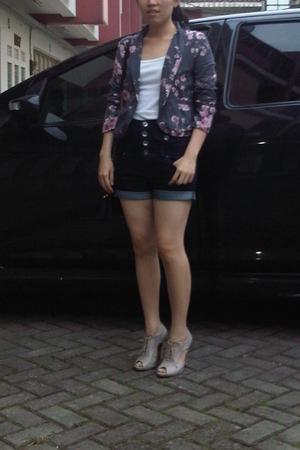 hongkong shorts - hongkong blazer