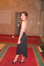 Dolce-vita-dress-printed-heels-delicious-heels