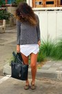 Charcoal-gray-knitted-forever-21-sweater-michael-kors-bag-black-bag
