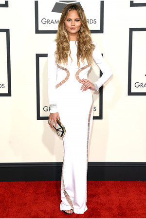 white Emilio Pucci dress