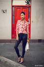 Red-plaid-shirt-levis-shirt