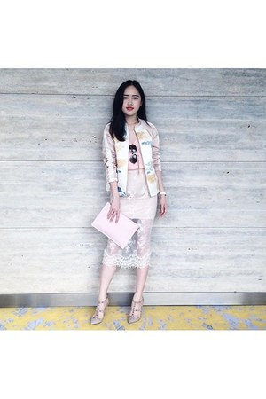 Thea by Thara skirt - Zara jacket