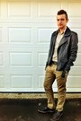 Black-louis-vuitton-shoes-black-biker-phillip-lim-jacket
