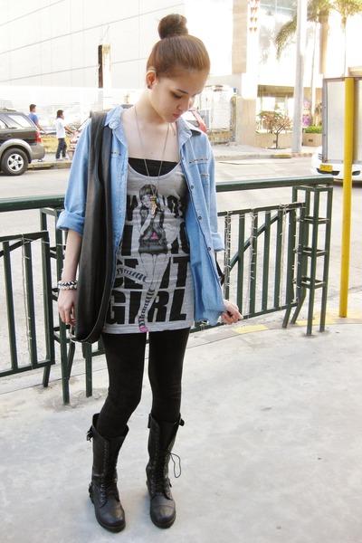 Zara top - Essential Teens shirt