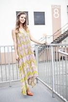 printed Lulus dress