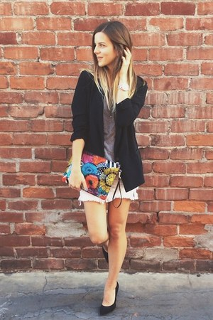 black anthom blazer