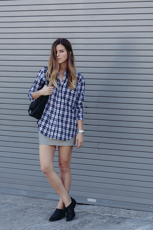 plaid The Fifth Label shirt
