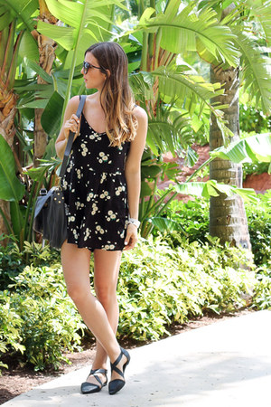 floral for elyse romper