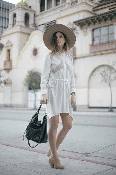 sheer ELLIATT dress
