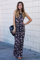floral ONeill dress