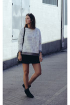 quilted Whitney Eve sweater