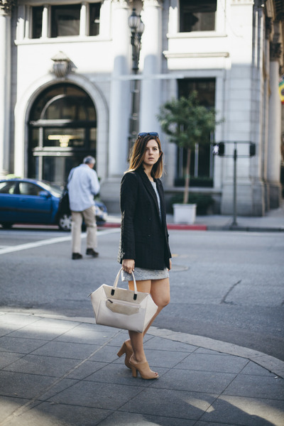 oversized Finders Keepers blazer