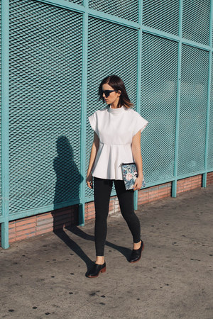 neoprene Cameo Collective shirt