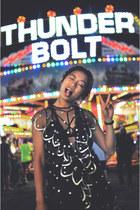 polka dot alice mccall romper - strappy Lonely Label bra