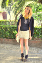 mattina skirt - Chan bag - H&M t-shirt