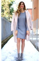silver Front Row Shop dress