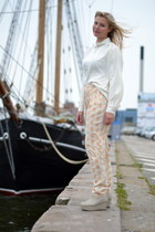 cream Stine Goya pants
