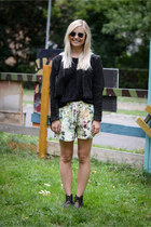 Winstons jacket - flower-printed Second Female shorts