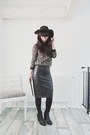Black-h-m-boots-black-h-m-hat-black-unknown-purse-black-reserved-skirt