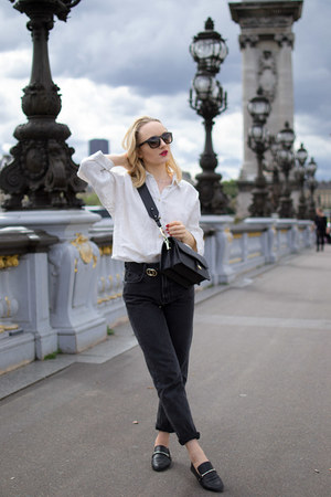 ivory Zara shirt