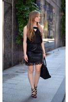 black Newdress skirt