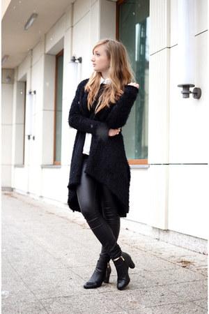 black style moi cardigan