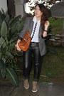 Brown-zara-jacket-tawny-mulberry-bag-black-leather-asos-pants-ivory-blouse
