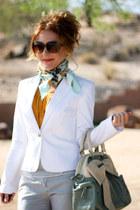 H&M blazer - shoes