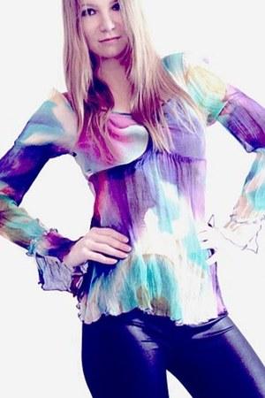 Apart blouse