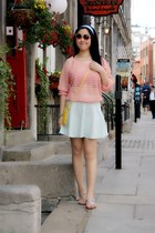 light pink American Apparel top