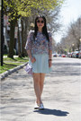 Light-blue-urban-outfitters-skirt