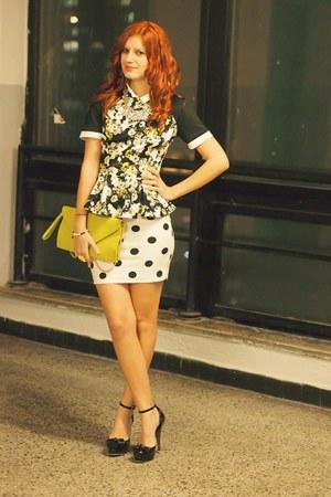 Bershka skirt - Primark top