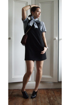 31 philip lim shirt - robert rodriguez dress - paolo san francisco shoes - Chane