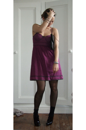 Proenza for Target dress - H&M - Miu Miue shoes