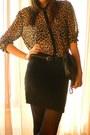 Black-black-stradivarius-purse-tan-animal-print-stradivarius-skirt
