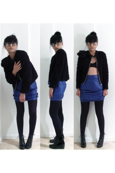 misha jacket - skirt