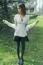 Polkadot-blouse