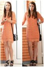 Carrot-orange-unknown-dress