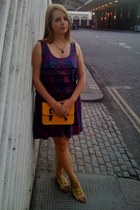 Marc by Marc Jacobs dress - satchel Primark bag - heart shaped Marc by Marc Jaco
