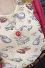 Primark-cardigan-american-apparel-bag-asos-skirt-monki-necklace