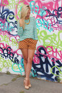 Madewell-shorts-jcrew-top-rachel-zoe-pumps