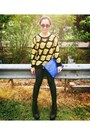 Yellow-unbranded-jumper