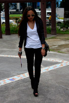 BESTFINDS THRIFTSHOP jacket - Payless boots - Forever21 jeans - Shop  ME bag