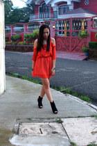 wwwshopyapicom dress - Payless boots - moms bracelet