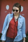 J-crew-top-doc-martens-boots-forever-21-jeans-thrifted-shirt